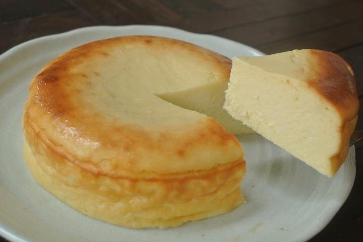 OHANAの手作りチーズケーキ